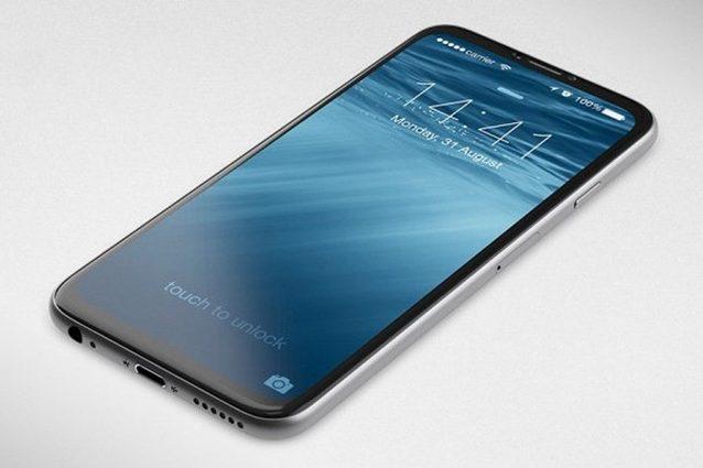 Apple, tra le nuove funzionalità dell'iPhone 8 la scansione del volto