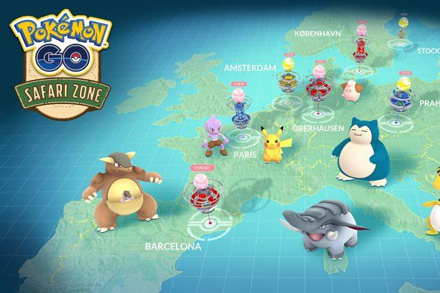 Su Pokémon Go arrivano i Pokémon Leggendari: ecco come catturarli