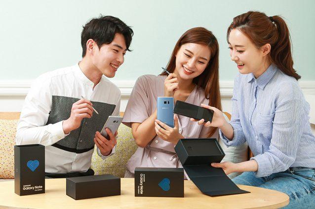 Galaxy Note 7 Fan Edition, le caratteristiche tecniche del phablet Samsung (che non esplode)