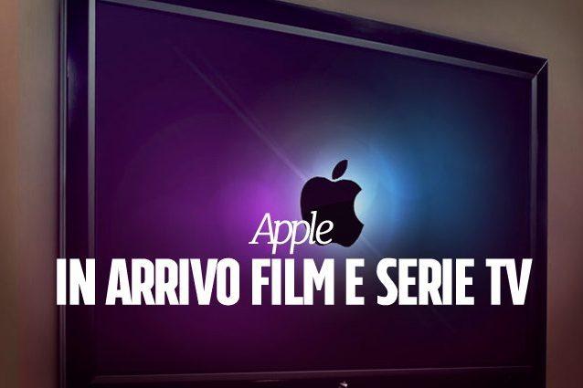 Apple vuole investire nei contenuti TV