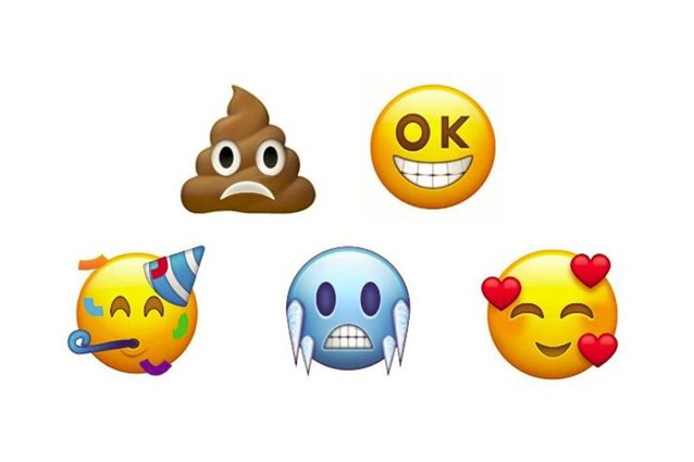 Unicode 11, svelate le nuove emoji in uscita nel 2018