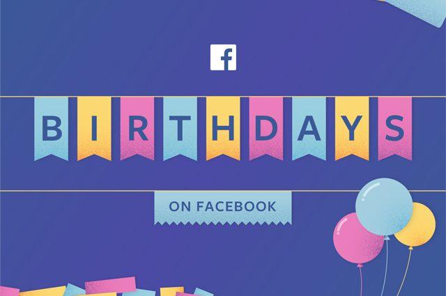 Facebook permette di creare una raccolta fondi per il tuo compleanno