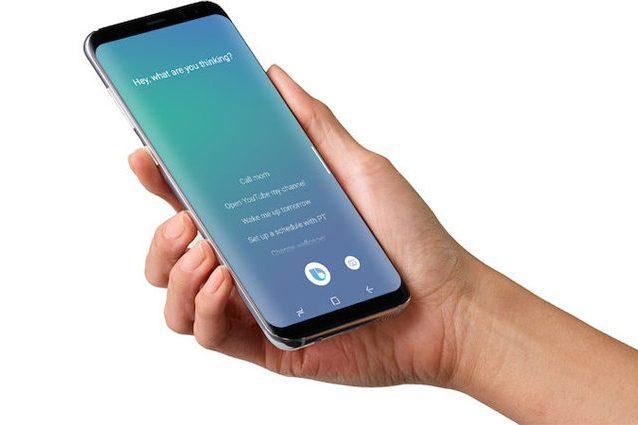Bixby, l'assistente virtuale di Samsung disponibile in Italia (in lingua inglese)