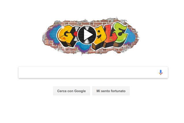 La storia dell'hip hop nel Google Doodle di oggi