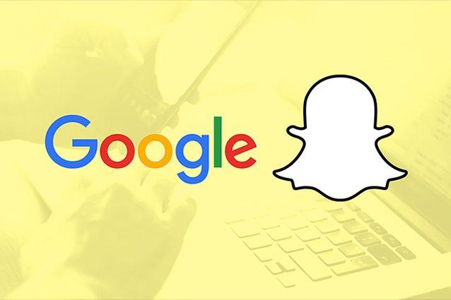 Google ha offerto 30 miliardi di dollari per acquisire Snapchat