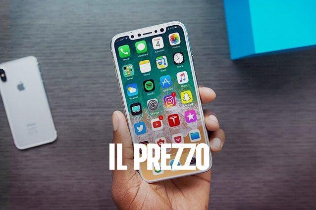 Perché l'iPhone 8 costerà più di 1.000 euro