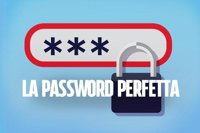 Le password non sono più sicure: gli esperti consigliano le passphrase