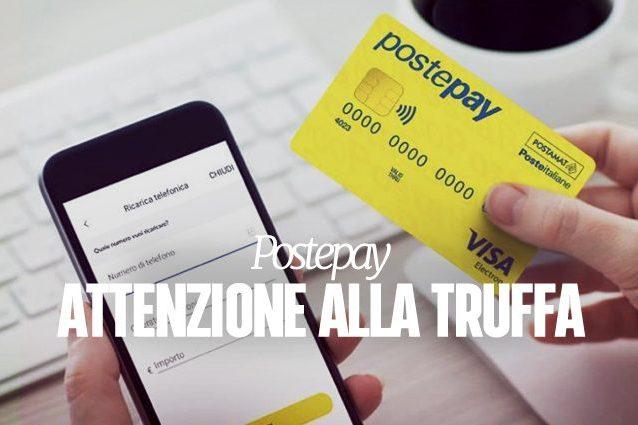 PostePay, attenzione alla truffa telefonica del falso call center: ti svuota il conto