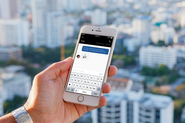 Uber, in arrivo una chat per migliorare le comunicazioni tra conducente e passeggero