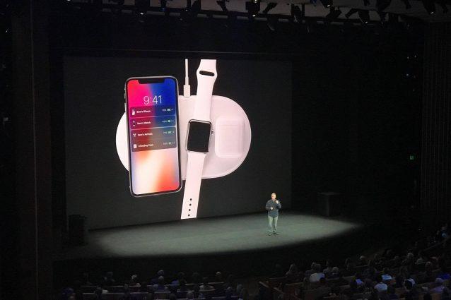 Ecco l'Air Power: la basetta di ricarica wireless di Apple