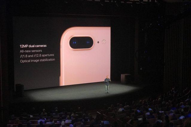 Nuovi iPhone 8 e iPhone 8 Plus: le fotocamere