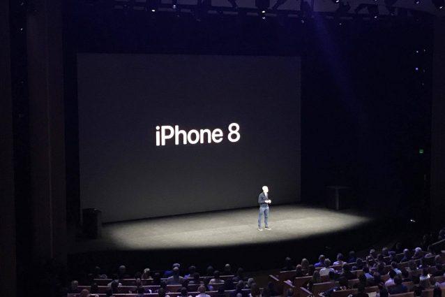 Apple presenta i nuovi iPhone 8 e iPhone 8 Plus