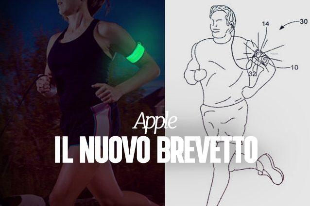 Apple deposita un brevetto per l'iPhone per salvare la vita dei corridori