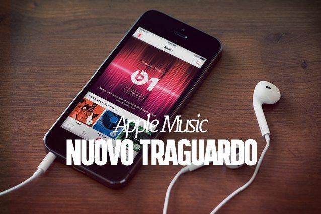 Apple Music supera i 30 milioni di utenti