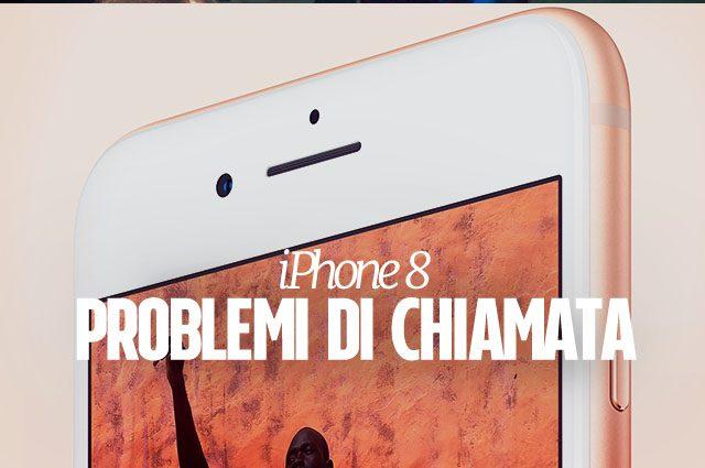 Apple, primi problemi per i nuovi iPhone 8: rumori nello speaker di chiamata