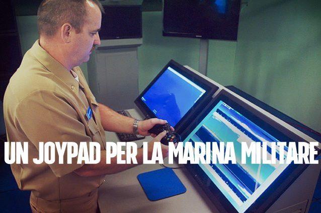 I nuovi sottomarini USA si comandano con un controller della Xbox 360