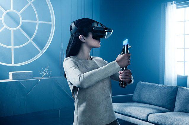 Con le Jedi Challenges puoi sfidare Darth Vader nel salotto di casa (in realtà aumentata)