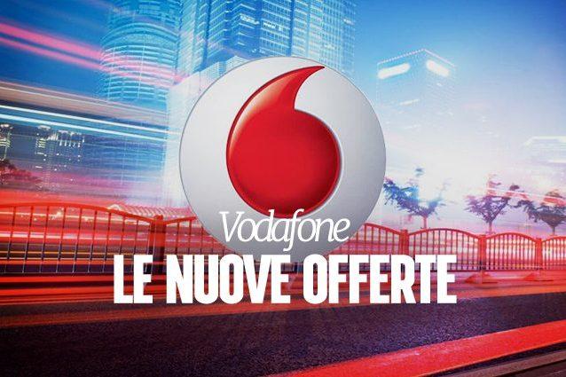Vodafone Special 10 GB: 1000 minuti, 1000 SMS e 10 GB in 4G a 10 euro