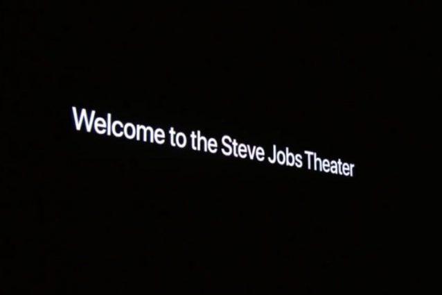 """""""Solo Steve poteva inaugurare il suo theater"""""""