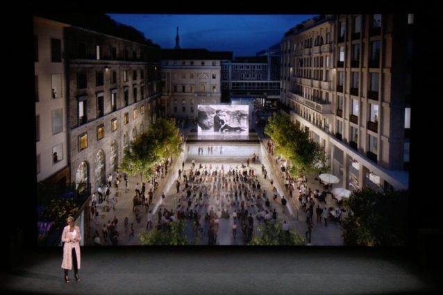 Il nuovo Apple Store di Milano
