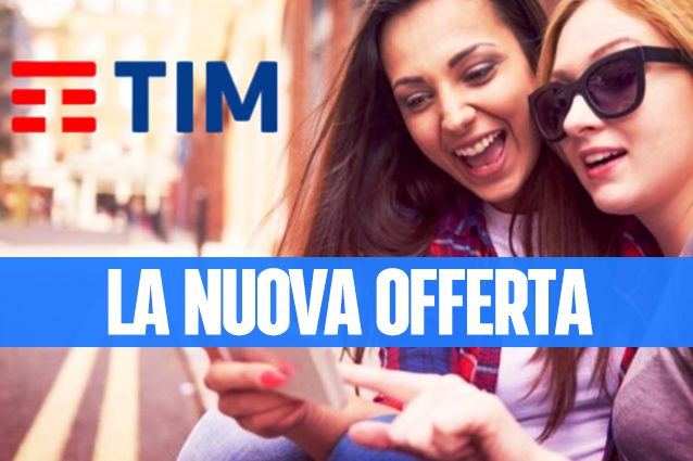 TIM Ten Go +5, minuti illimitati e 15GB in 4G a 10 euro: la nuova offerta