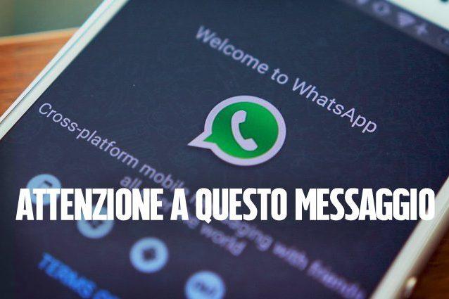 WhatsApp, nuovo messaggio bufala: il virus che formatta il telefono con una chiamata