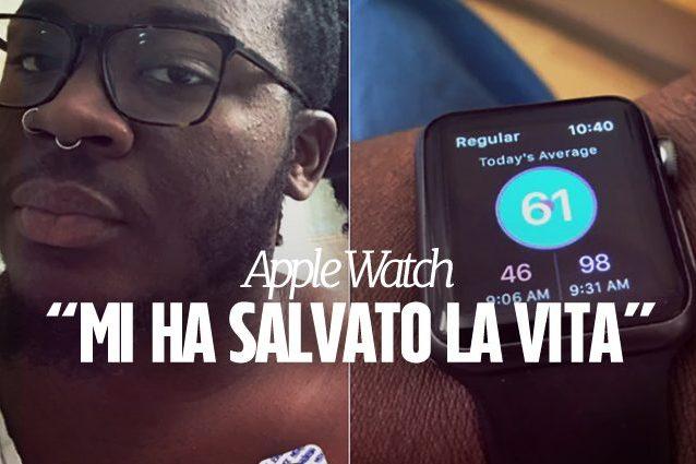 Apple brevetta un sistema per monitorare la pressione del sangue