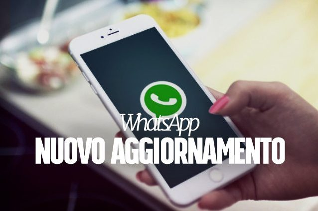 WhatsApp per iPhone si aggiorna: risolto il problema delle notifiche su iOS 11