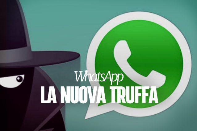 """WhatsApp, il nuovo messaggio truffa: 100 euro di multa per """"connessioni online illegali"""""""