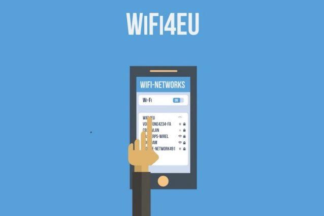 Al via la rete WiFi europea che ti farà navigare gratis