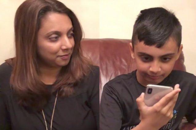Un bambino di 10 anni ha sbloccato l'iPhone X della madre con il Face ID