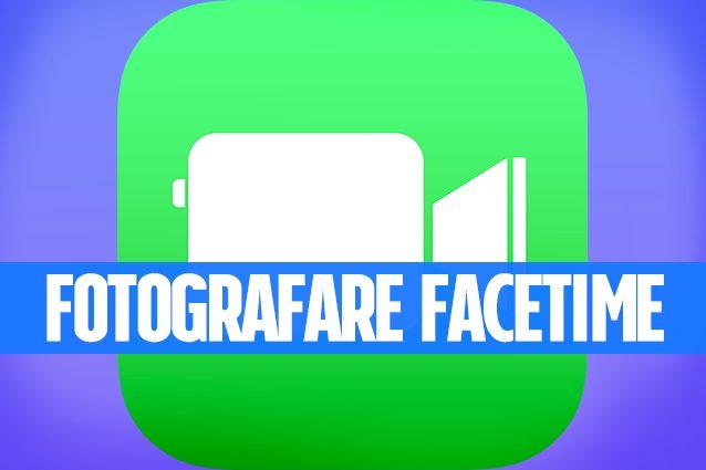 Scattare LivePhoto in una chiamata FaceTime (e come evitare che gli altri possano farlo)