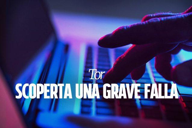TorMoil, un italiano scopre una grave falla nel sistema di comunicazione anonima Tor