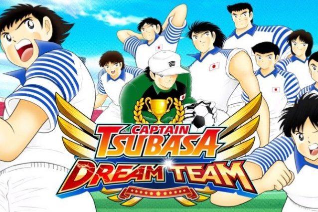Captain Tsubasa: Dream Team, il nuovo gioco di Holly e Benji per smartphone