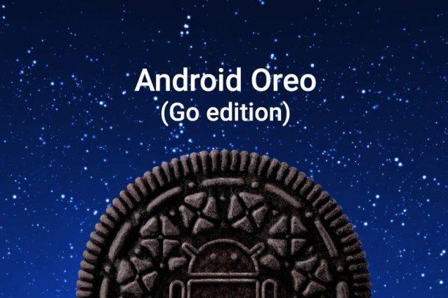 Android Oreo Go è il sistema operativo di Google per gli smartphone meno performanti