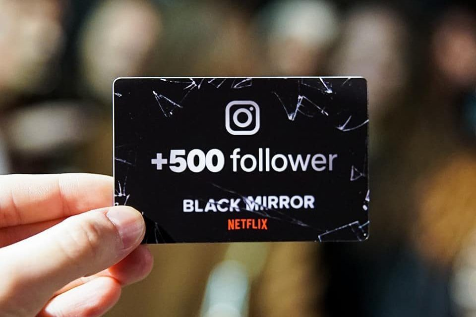 Netflix black future social club black mirror