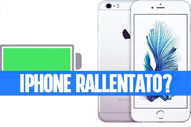 Batterygate Apple: come capire se il tuo iPhone è stato rallentato