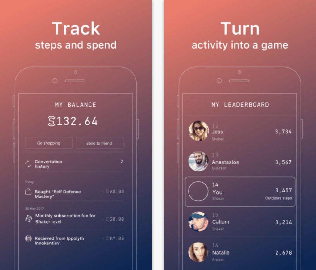 Sweatcoin, l'applicazione che ti paga per camminare