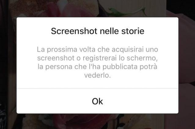 Come fare gli screenshot alle storie su Instagram senza farti scoprire