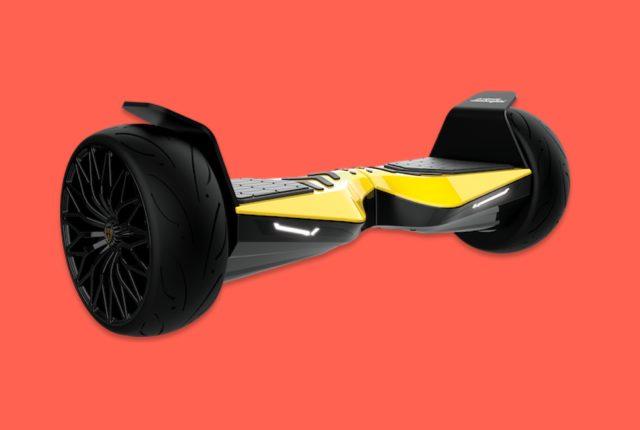 La Nuova Lamborghini 232 Un Hoverboard
