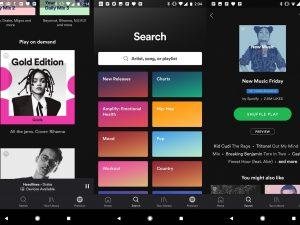 Ecco il nuovo Spotify gratuito: stop alla riproduzione casuale e grafica rinnovata