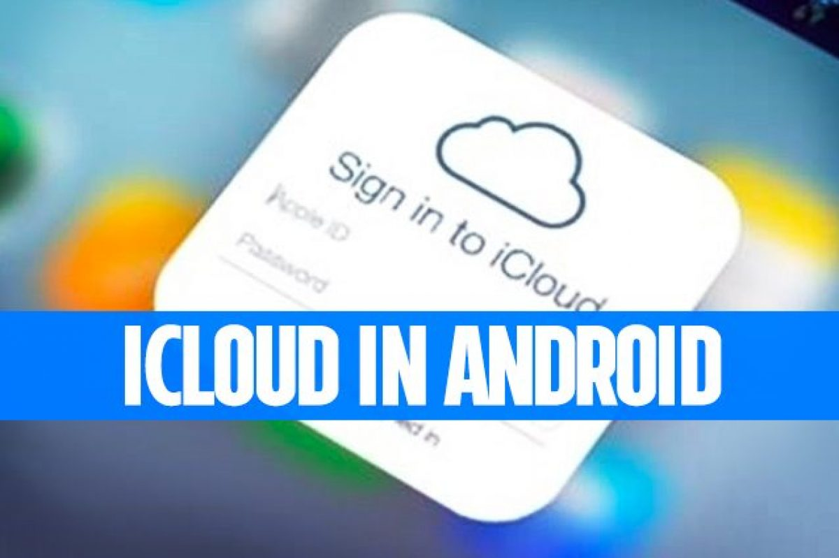 scaricare foto icloud su android