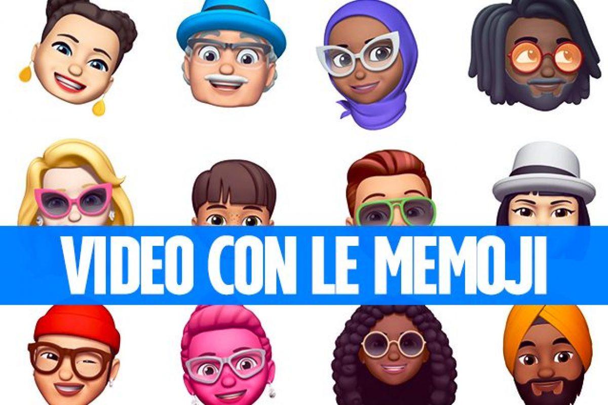 Come Creare Un Video Personalizzato Con Le Memoji E Le Animoji E Inviarlo Su Whatsapp