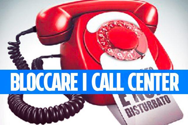 Iscriversi al Registro pubblico delle Opposizioni per bloccare le chiamate dei call center