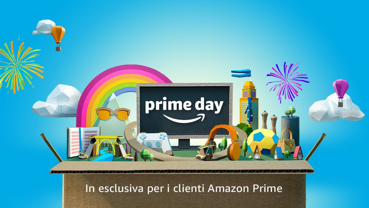amazon prime day 2018 date inizio come funziona e i trucchi per i super sconti. Black Bedroom Furniture Sets. Home Design Ideas