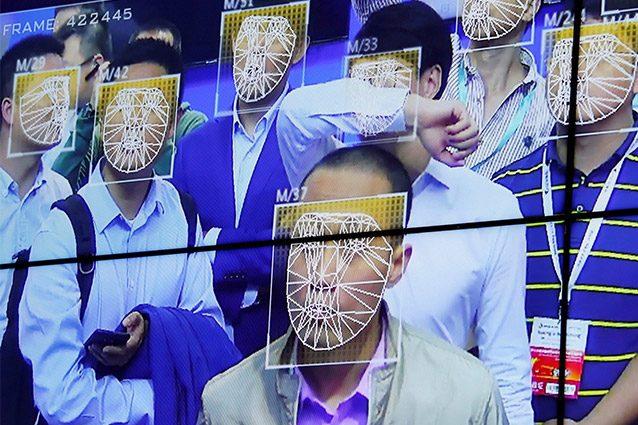 sistema sorveglianza cinese
