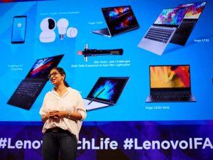 TechLive 18, tutte le novità presentate da Lenovo ad IFA 2018