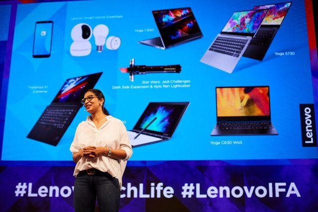 IFA 2018: Lenovo lancia novità per la smart home