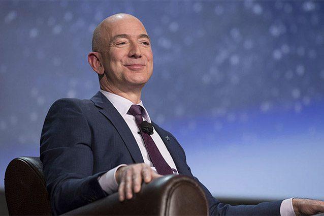Jeff Bezos donerà 10 miliardi di dollari alla lotta ai cambi