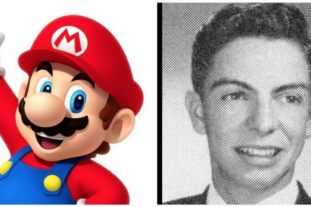 Super Mario: deceduto l'uomo che ha ispirato il nome del celebre idraulico